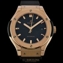 Hublot Classic Fusion Rose Gold  2017Like NEW 582.OX.1180.RX