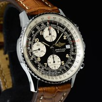 Breitling Old OLD NAVITIMER II A13022 Acciaio Nero