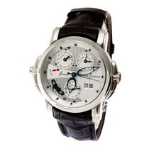 Ulysse Nardin Sonata Cathedral Dual Time -mens watch