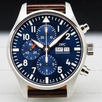 IWC IW377714 Pilot Chronograph SS Le Petite Prince UNWORN (27533)
