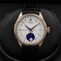 Rolex Cellini Moonphase 50535 Rose Gold