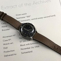 Omega Seamaster 300 with Extract from Archive 1966