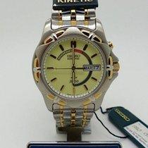 Seiko Kinetic 5M43-0A50 Ref: SKJ024 Luminous Dial