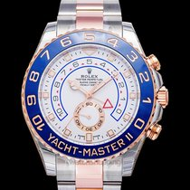 Rolex Yacht-Master II Rose gold 44mm White United States of America, California, San Mateo