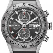 TAG Heuer Carrera Calibre HEUER 01 CAR208Z.FT6046 new