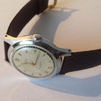 Bifora Steel 30mm Manual winding pre-owned