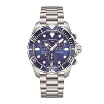 Certina DS Action Zeljezo 43mm Plav-modar