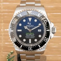 Rolex Sea-Dweller Deepsea D Blue - Unworn with Box and Papers...