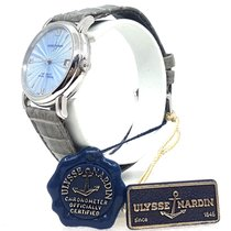 Ulysse Nardin 34mm Automatic pre-owned Blue