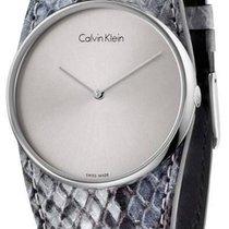 ck Calvin Klein Steel 39mm Quartz K5V231Q4 new