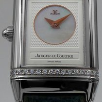 Jaeger-LeCoultre Reverso Duetto Steel 21mm Silver Arabic numerals United States of America, Texas, Houston