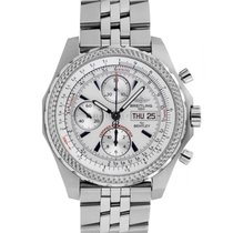 Breitling Bentley GT Steel 44mm White No numerals United States of America, Maryland, Baltimore, MD