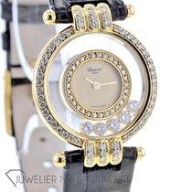 Chopard Happy Diamonds Yellow gold 25mm No numerals