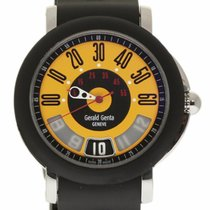 Gérald Genta 41mm Automatic 2007 pre-owned Yellow