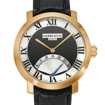Pierre Kunz 41mm Automatic pre-owned Black