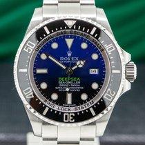 Rolex Sea-Dweller Deepsea 43mm Albastru Arabic