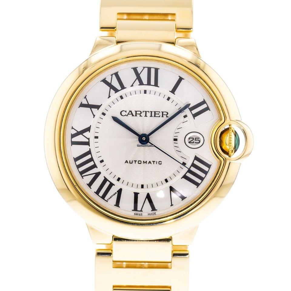 ea18000a97809 Cartier Ballon Bleu - all prices for Cartier Ballon Bleu watches on Chrono24