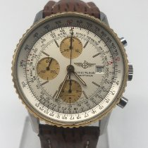 Breitling Old Navitimer Or/Acier 41mm Noir France, paris
