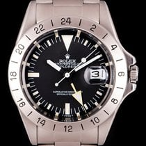 Rolex Explorer II Steel 40mm Black United Kingdom, London
