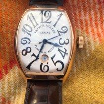 Franck Muller Rose gold 55mm Automatic 8880 SC DT pre-owned Australia, Smithfield, Sydney