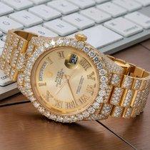 Rolex Day-Date 40 228238 Sehr gut Gelbgold 40mm Automatik