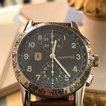 Eberhard & Co. new Automatic Skeletonized Chronometer Only Original Parts 39.5mm Steel Sapphire crystal
