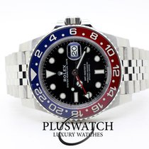 Rolex GMT-Master II 126710BLRO   126710  BLRO 2018 pre-owned