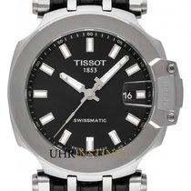 Tissot Steel 45mm Automatic T115.407.17.051.00 new