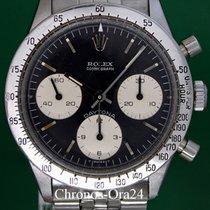 Rolex 6262 Steel 1970 Daytona 37mm pre-owned