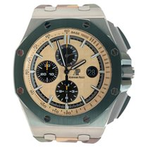 Audemars Piguet Royal Oak Offshore Chronograph 26400SO.OO.A054CA.01 Ubrukt Stål 44mm Automatisk