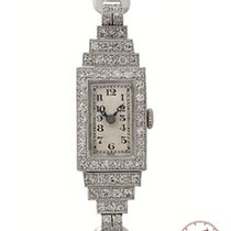 S.S. CO. Ladies Wristwatch Art Deco