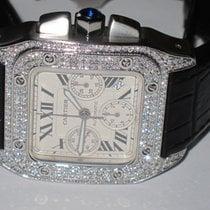 Cartier Santos 100 pre-owned