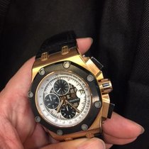 Audemars Piguet Offshore  Barrichello II Rose Gold Limited...