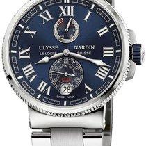 Ulysse Nardin Marine Chronometer Manufacture 1183-126-7M.43