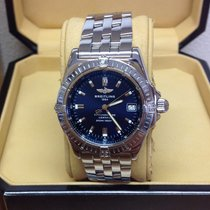 Breitling Callisto A77346 - Box & Papers 2002