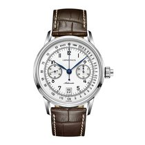 Longines Heritage Chronograph Mens Watch
