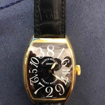 Franck Muller 7851 CH Rose gold Crazy Hours new