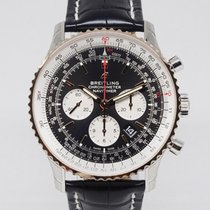 Breitling Navitimer 01 (46 MM) Acero y oro 46mm Negro