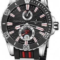 Ulysse Nardin Diver Chronometer 263-10-3R/92 2020 neu