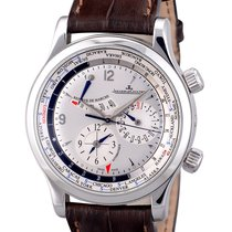 Jaeger-LeCoultre Master Control Geographic Power Reserve...