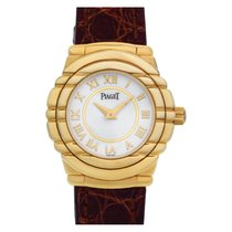 Piaget Tanagra Yellow gold 25mm White Roman numerals United States of America, Florida, Surfside