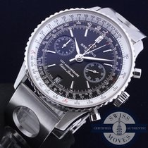 Breitling Navitimer 50th Anniversary Special AIR RACER BAND