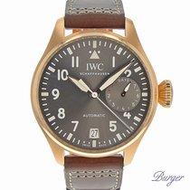 萬國 (IWC) Big Pilot Spitfire Red Gold NEW