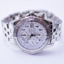 Breitling Crosswind Stainless Steel Watch