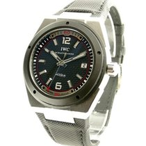 IWC 323401 Ingenieur Automatic in Steel with Ceramic Bezel -...