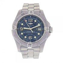 Breitling Superocean Steelfish Stainless Steel Automatic Diver...