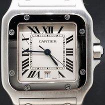 Cartier Santos Galbée Steel 29MM Quartz, Ref1564