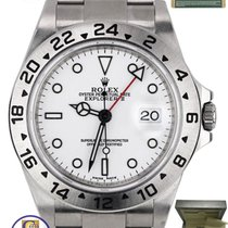 Rolex 2011 UNPOLISHED ENGRAVED RANDOM Rolex Explorer II 16570...