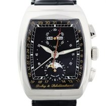 Dubey & Schaldenbrand 38mm Automatic pre-owned Black