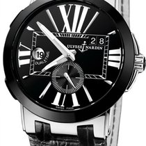 Ulysse Nardin Executive Dual Time 243-00/42 pre-owned